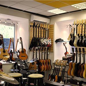 Музыкальные магазины Чучково