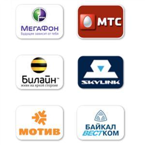 Операторы сотовой связи Чучково