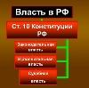 Органы власти в Чучково