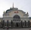 Железнодорожные вокзалы в Чучково