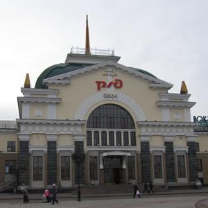 Железнодорожные вокзалы Чучково